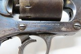 CIVIL WAR Antique STARR ARMS Model 1858 Army .44 Cal. PERCUSSION RevolverU.S. Contract Double Action Military Revolver - 15 of 19