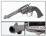 c1905 1st Gen COLT BISLEY SINGLE ACTION ARMY .45 LONG COLT Revolver SAA C&R 5-1/2 inch Barrel