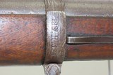 Antique STEYR GERMAN CONTRACT 7.92mm GEWEHR 88/05 Bolt Action SERVICE Rifle With Unit Marking on the Barrel Band - 6 of 20