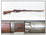 Antique STEYR GERMAN CONTRACT 7.92mm GEWEHR 88/05 Bolt Action SERVICE Rifle With Unit Marking on the Barrel Band - 1 of 20