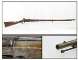 """CIVIL WAR Antique Contract COLT SPECIAL Model 1861 EVERYMAN'S Rifle-MUSKET""""1864"""" Dated Lock and Barrel - 1 of 21"""
