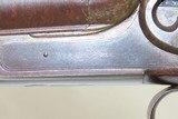 c1887 Antique PARKER BROTHERS Double Barrel SIDE x SIDE 12g HAMMER ShotgunClassic American Made Shotgun from 1887! - 6 of 24