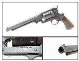 CIVIL WAR era Antique STARR Model 1863 Single Action Army .44 Colt Revolver Converted to .44 Colt from Percussion!