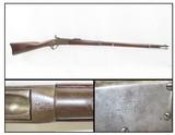 Antique CONNECTICUT MILITIA .45-70 GOVT PEABODY RIFLE PROVIDENCE TOOL Co CTLate-1860s Single Shot Martial Rifle
