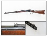c1926 .25-20 WCF WINCHESTER Model 1892 Lever Action REPEATING CARBINE C&RClassic Lever Action Carbine Made in 1926