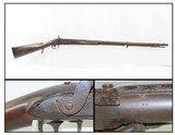 """NATHAN STARR & Son US Contract Model 1817 Conversion .54 Cal. COMMON RIFLE""""US"""" Marked 1 of 10,200 Contracted by Nathan Starr"""
