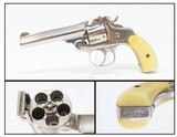 SMITH & WESSON .32 Caliber 4th Model DOUBLE ACTION Top Break C&R REVOLVERTurn of the Century .32 S&W Conceal & Carry Revolver
