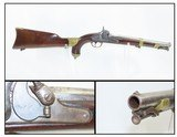 Civil War US SPRINGFIELD M1855 MAYNARD Percussion Pistol-Carbine with STOCK 1 of ONLY 4,021 Made at SPRINGFIELD for CAVALRY - 1 of 19