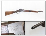 RARE Antique BALL Patent REPEATING CARBINE by E.G. LAMSON Civil War 18651 of 1,002! Early Under barrel Tube Fed Magazine!