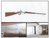 "CIVIL WAR Antique U.S. BURNSIDE Model 1864 ""5th Model"" SADDLE RING CarbineClassic PERCUSSION Carbine Made in Providence, RI"