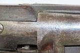 Antique US REMINGTON/FRANKFORD Arsenal MAYNARD M1816/1856 MUSKET Conversion Civil War Tape Primer Update to Flintlock Musket - 11 of 23