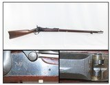 NEW JERSEY STATE MILITIA Antique US SPRINGFIELD TRAPDOOR .45-70 GOVT Rifle