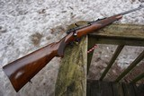 Winchester Model 70 pre 64 Transition 257 Roberts Great Factory Wood - 1 of 15