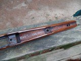Winchester Model 70 Pre war 300 H&H Magnum Stock - 10 of 12