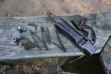 1884 Trap Door Springfield Breech Bolt & Hammer & Parts