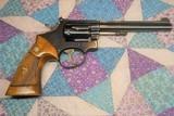 Smith & Wesson Model 17 4 screw K-22 - 2 of 12