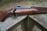 Winchester Pre War Super Grade Model 70 300 Magnum H&H