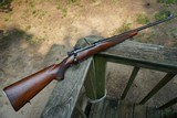 Winchester Pre war Model 70 300 H&H Magnum Undrilled