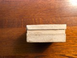 Sharps .52 Cal. Civil War Cartridges: original Box Of Ten - 9 of 9