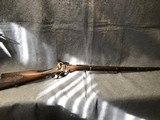 1859 Sharps Three Band Rifle