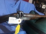 E. ALLEN AND CO. 12GA MUZZLE LOADER, ( MADE IN ENGLAND) - 3 of 20