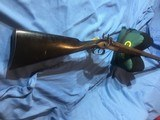 E. ALLEN AND CO. 12GA MUZZLE LOADER, ( MADE IN ENGLAND) - 9 of 20