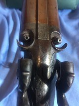 E. ALLEN AND CO. 12GA MUZZLE LOADER, ( MADE IN ENGLAND) - 11 of 20