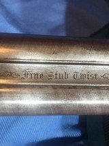 E. ALLEN AND CO. 12GA MUZZLE LOADER, ( MADE IN ENGLAND) - 5 of 20