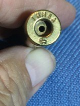 7MM IHMSA FACTORY NEW BRASS MANUFACTURED BY THE FEDERAL CARTRIGE COMPANY