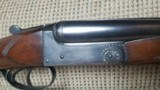 Charles Daly model 500 sxs miroku made 20 ga vent rib 26 in exc cond