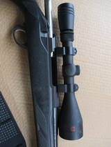 Tikka T3 7mm-08 with Redfield 3x9x50 scope, sling - 3 of 7