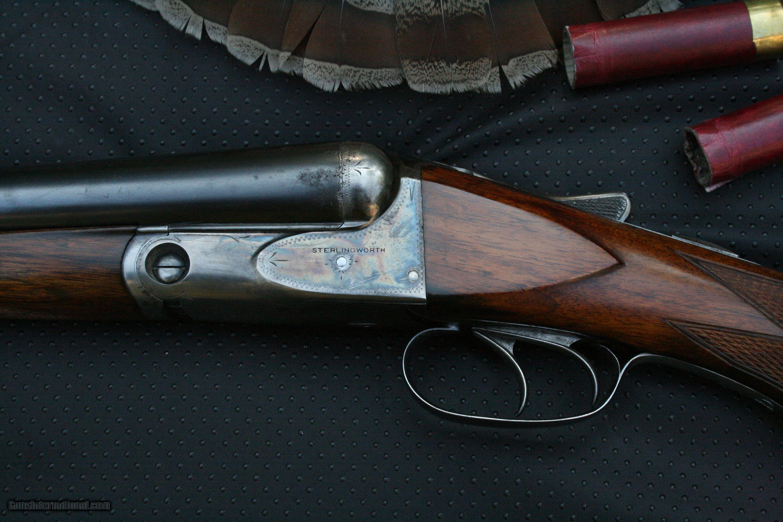 ... A H. Fox Sterlingworth (Pin Gun) - 2 of 15 ...