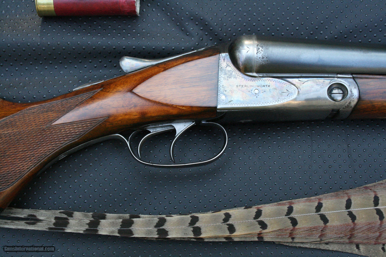 ... A H. Fox Sterlingworth (Pin Gun) - 4 of 15 ...