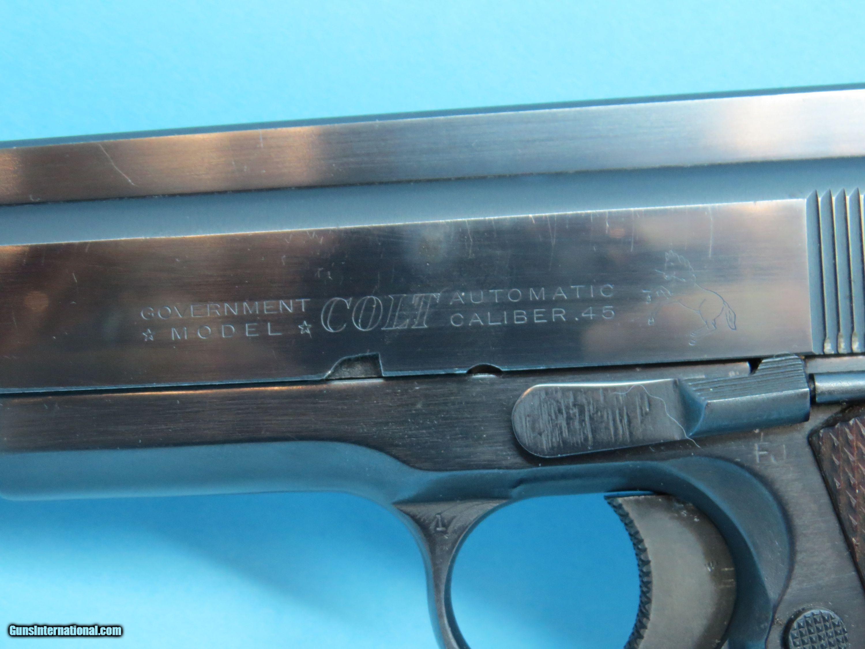 1911 Pistol Gunsmithing