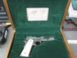 Kimber Centennial Edition 1911 45 Acp with Cases and papers