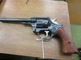 High Standard R-107 Sentinel Deluxe 22 lr. 9-shot revolver