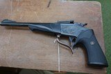 "Thompson Center Arms 256 Win Cal Target Pistol 10"" barrel"