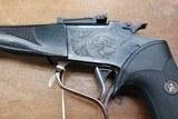 "Thompson Center Arms 256 Win Cal Target Pistol 10"" barrel - 2 of 7"