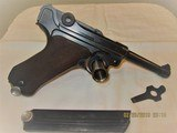 Mauser P-08 1938 S\42 - 1 of 15