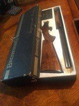 Browning Superposed 410 ga in the box - 13 of 13