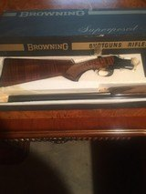 Browning Superposed 410 ga in the box