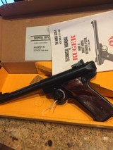 ((RARE))Ruger MK II Government Target Model - 2 of 6