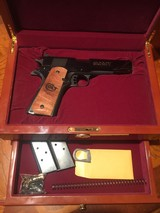 Colt National Match Royal Gold Cup Talo Exclusive