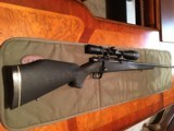Weatherby Mark V 7mm Weatherby Magnum with Redfield 6X18X40 Scope