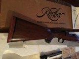 Kimber Model 89 Super Grade Big Game Rifle