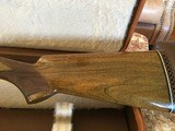 Attention Browning Collectors And Bird Hunters A Rare 28ga Superposed Shotgun in Like New Condition - 14 of 15