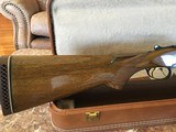 Attention Browning Collectors And Bird Hunters A Rare 28ga Superposed Shotgun in Like New Condition - 5 of 15