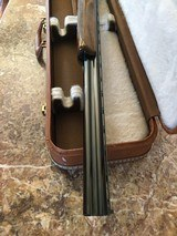 Attention Browning Collectors And Bird Hunters A Rare 28ga Superposed Shotgun in Like New Condition - 7 of 15