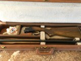 Attention Browning Collectors And Bird Hunters A Rare 28ga Superposed Shotgun in Like New Condition - 1 of 15