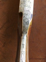 Browning Citori Grade 5 Early Hand Engraved 28Gage - 7 of 17